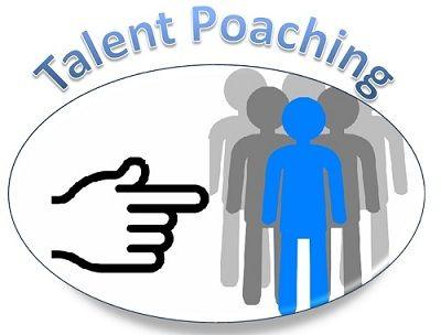 Talent poaching