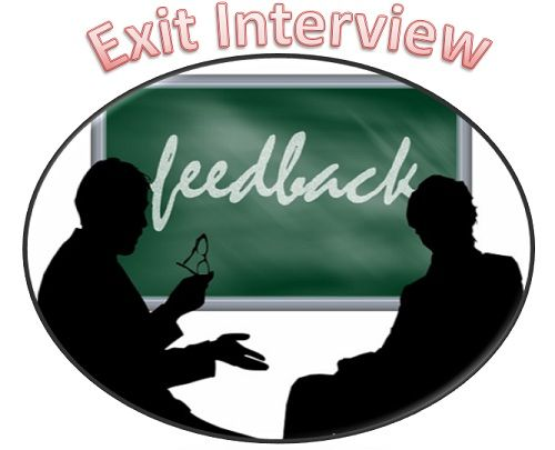 What Is Exit Interview Definition And Meaning Business