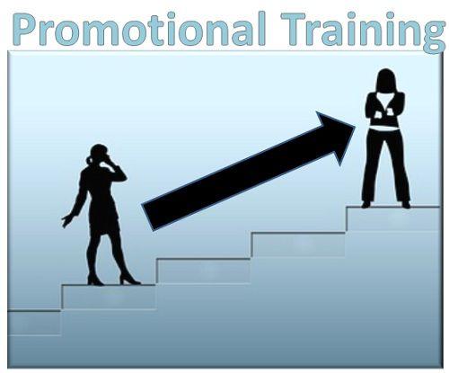 promotional training