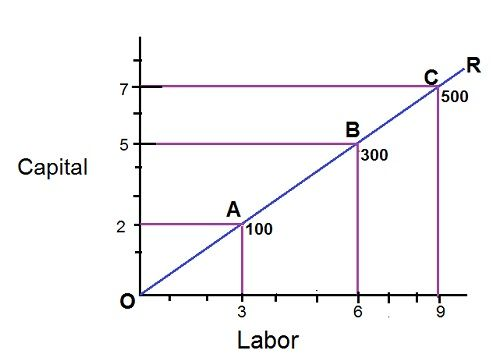 fixed proportion production function