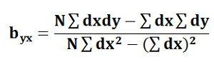 Regression coefficient-6
