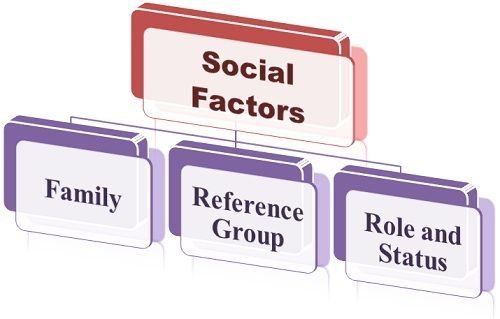 Social Factors Influencing Consumer Behavior