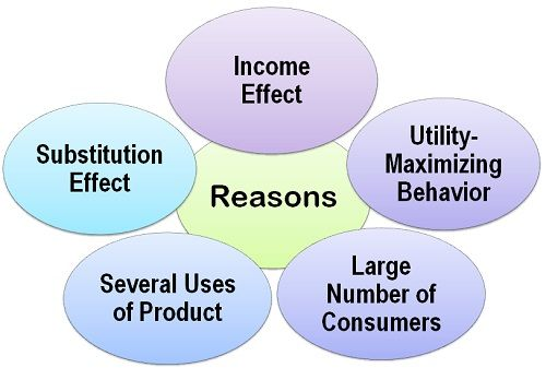 Reasons for law of demand-final