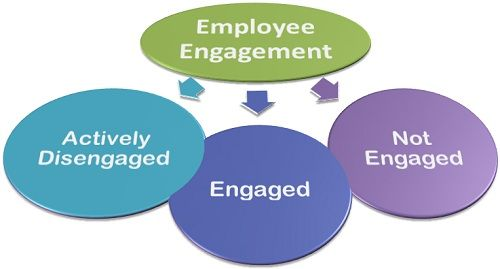 Types of employee engagement