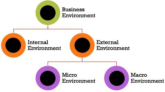 classification of business environment