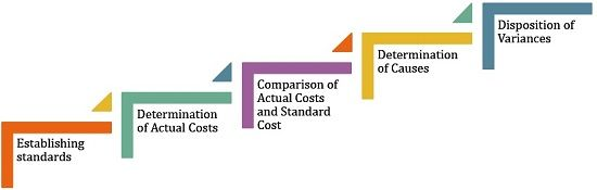 Process of Standard Costing
