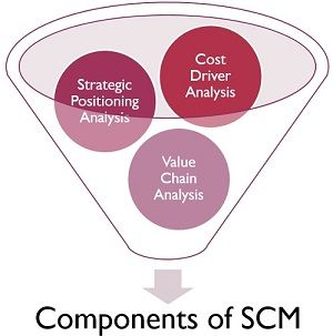 components of SCM