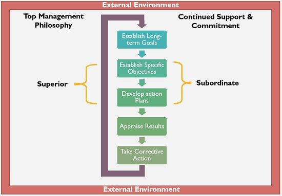 management by objectives process