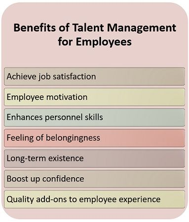 Benefits of Talent Management for Employees