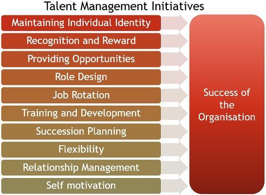 Talent Management Initiatives