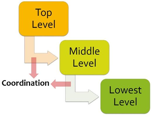 coordination in-levels-of-management