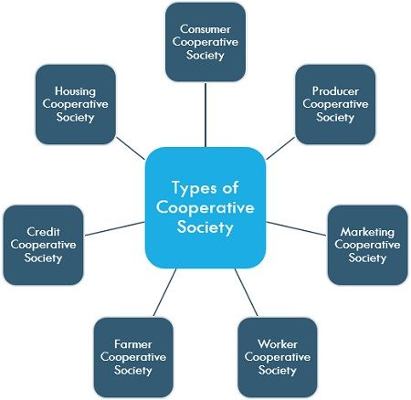 types-of-cooperative-society