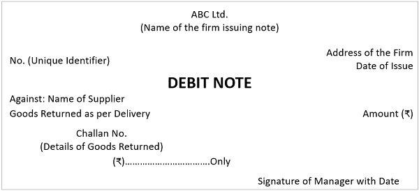 debit-note